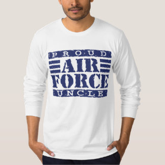 Air Force Uncle T-Shirt
