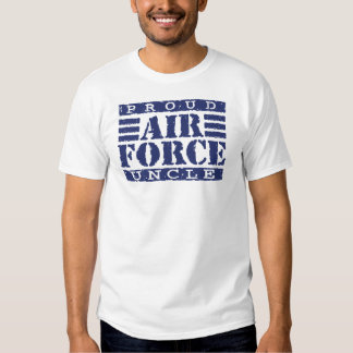 Air Force Uncle Tee Shirt