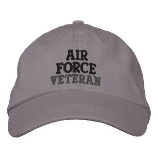 Air Force Veteran Military Baseball Cap