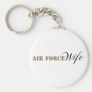 Air Force Wife Key Chain