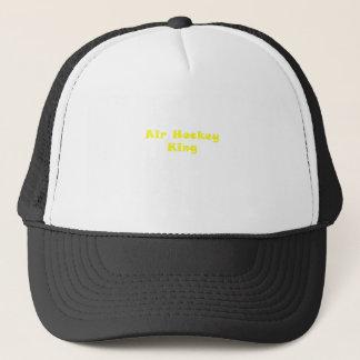 Air Hockey King Trucker Hat