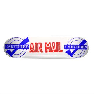 Air Mail Custom Skate Board