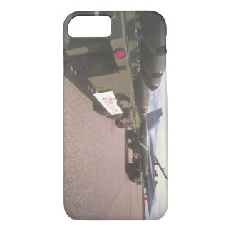 Air-missiles._Military Aircraft iPhone 7 Case