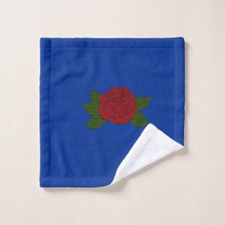 Air Of Roses Wash Cloth