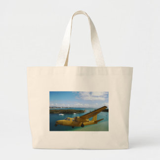 Air old timer large tote bag