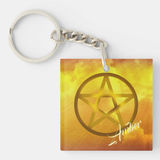 Air - Personalized Keychain