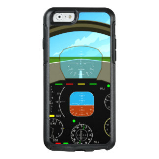 Air Plane Cockpit OtterBox iPhone 6/6s Case