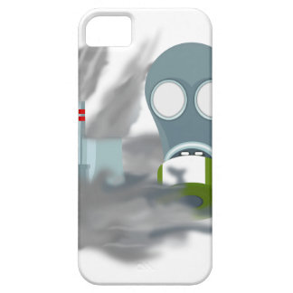 Air Pollution Case For The iPhone 5