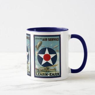 Air Service Mug