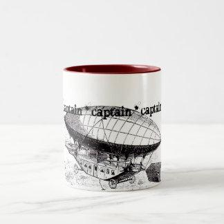 Air Ship Mug