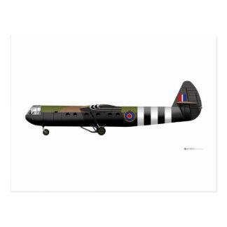 Air Speed Ltd. Horsa Postcard