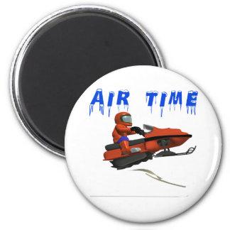 Air Time Magnet