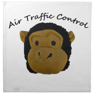 Air Traffic Control funny gifts. Napkin