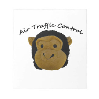 Air Traffic Control funny gifts. Notepad