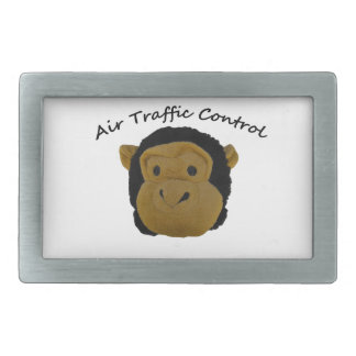 Air Traffic Control funny gifts. Rectangular Belt Buckle