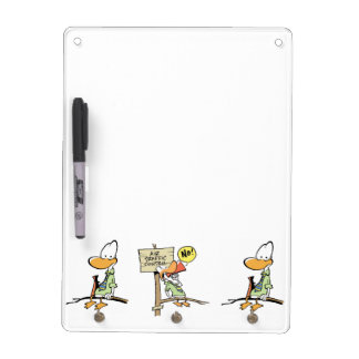 Air Traffic Controller Dry Erase Boards