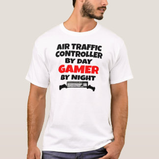 Air Traffic Controller Gamer T-Shirt