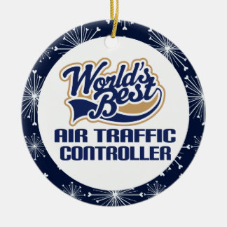 Air Traffic Controller Gift Ornament