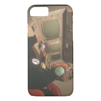 Air traffic controller_Military Aircraft iPhone 7 Case