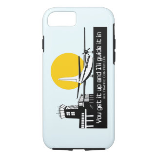Air traffic controller ride case. iPhone 7 case