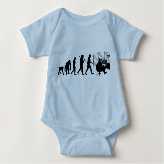 Air traffic controllers gifts tower control baby bodysuit
