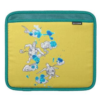 Air turtle iPad sleeves