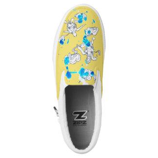 Air turtle Slip-On sneakers