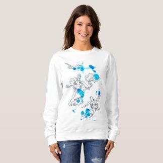 Air turtle sweatshirt