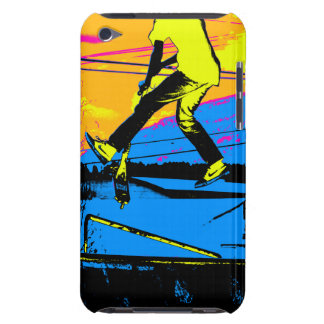 "Air Walking!""  High Flying Scooter iPod Case-Mate Case"