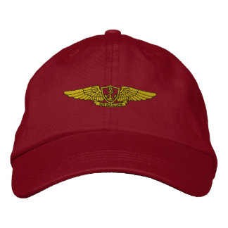 Air Warfare Embroidered Hat