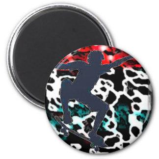 Airborne1 2 Inch Round Magnet