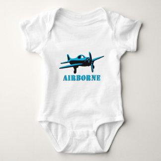 Airborne 2C Baby Bodysuit