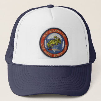 Airborne apparel trucker hat