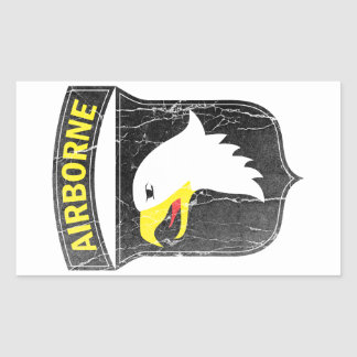 Airborne army 101 Screaming Eagle Sticker