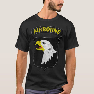 Airborne army 101 Screaming Eagle T-Shirt