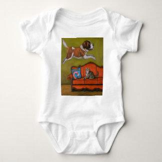 Airborne Baby Bodysuit