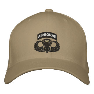 Airborne Embroidered Hat