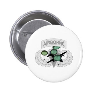 Airborne Jump with Wings Button
