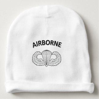 Airborne Logo Baby Beanie