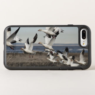Airborne Snow Geese OtterBox Symmetry iPhone 8 Plus/7 Plus Case