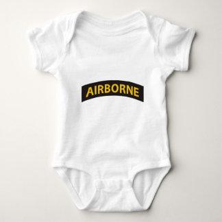 Airborne Tab Baby Bodysuit