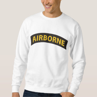 Airborne Tab Sweatshirt