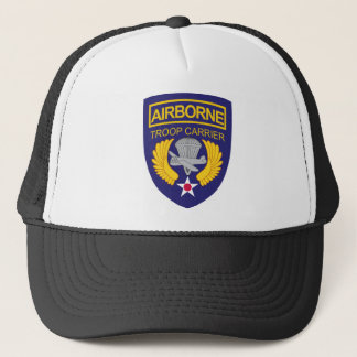 Airborne Troop Carrier Trucker Hat