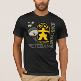 Airborne Veteran - 509th PIR T-Shirt