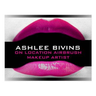 Airbrush Makeup Artist  Postcards