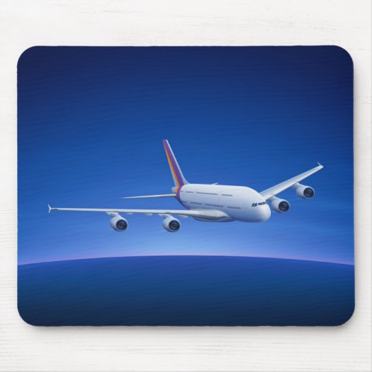 Airbus A380 Mouse Pad
