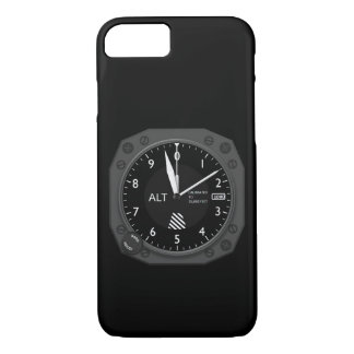 Aircraft Altimeter Image iPhone 7 Case