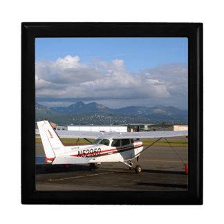 Aircraft, Anchorage, Alaska Keepsake Box