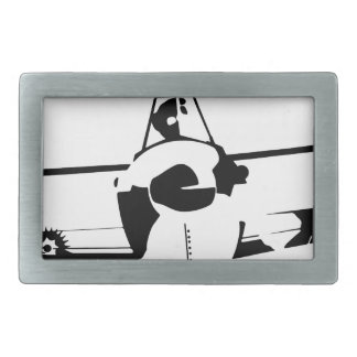 Aircraft Belt Buckle