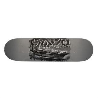 "Aircraft carrier Carl Vinson 8 1/8"" Skateboard"